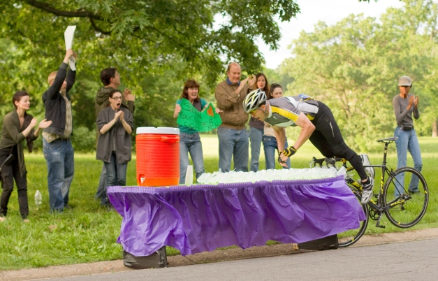 Ken Bike Stunt